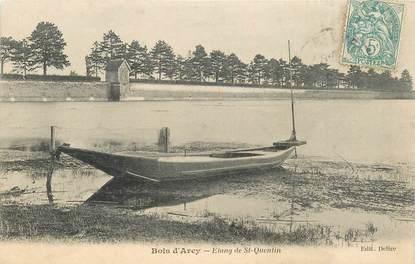 """CPA FRANCE 78 """"Bois d'Arcy, Etang Saint Quentin"""""""