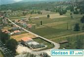 "09 Ariege CPSM FRANCE 09 ""Horizons, hôtel restaurant"" / CAMPING"
