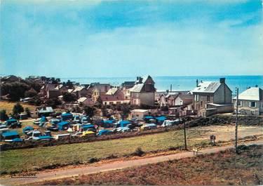 """CPSM FRANCE 50 """"Saint Pair sur Mer, le camping"""""""