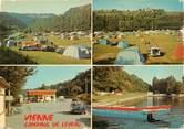 """38 Isere CPSM FRANCE 38 """"Vienne, camping et bassin de Leveau"""""""