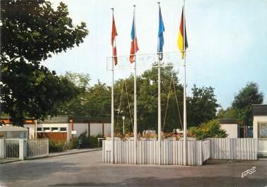 """CPSM FRANCE 68 """"Biesheim, camping de l'Ile du Rhin"""""""