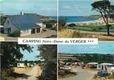 "35 Ille Et Vilaine CPSM FRANCE 35 ""Cancale, camping Notre Dame du Verger"""