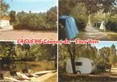"""82 Tarn Et Garonne CPSM FRANCE 82 """"Laguépie, camping des eaux vives"""""""