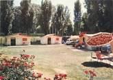 """58 Nievre CPSM FRANCE 58 """"Decize, le terrain de camping"""""""