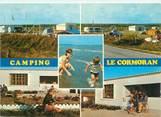 "50 Manche CPSM FRANCE 50 ""Ravenoville, camping le Cormoran"""