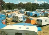 """50 Manche CPSM FRANCE 50 """"Jullouville, le camping"""""""