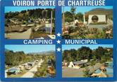 """38 Isere CPSM FRANCE 38 """"Voiron, camping municipal"""""""