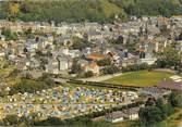 """63 Puy De DÔme CPSM FRANCE 63 """"Le Mont Dore, le terrain de camping """""""
