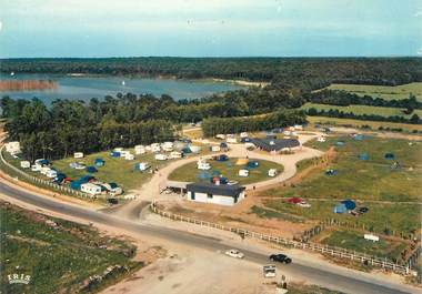 """CPSM FRANCE 10 """"Troyes"""" / CAMPING"""