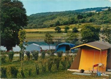 "CPSM FRANCE 58 ""Varzy, camping du moulin Naudin"""