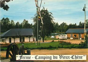 """CPSM FRANCE 35 """"Baguer Pican, ferme camping du vieux chêne """""""