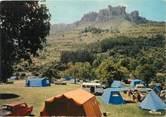 """48 Lozere CPSM FRANCE 48 """"Florac, le camping du pont neuf"""""""