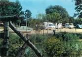 """10 Aube CPSM FRANCE 10 """"Aix en Othe, le camping La Nosle"""""""