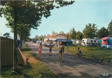 "CPSM FRANCE 31 ""Saint Gaudens, camping municipal"""