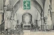 """93 Seine Saint Deni CPA FRANCE 93 """"Drancy, intérieur de l'église"""""""