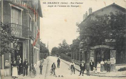 "CPA FRANCE 93 ""Drancy, rue Pasteur"""