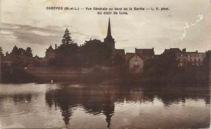 """CPA FRANCE 49 """"Cheffes, vue générale"""""""