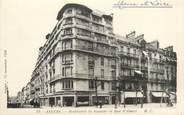 """49 Maine Et Loire / CPA FRANCE 49 """"Angers, boulevard de Saumur, et rue d'Alsace"""""""