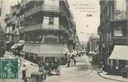 """49 Maine Et Loire / CPA FRANCE 49 """"Angers, carrefour Rameau, rue Plantagenet"""""""