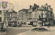 """49 Maine Et Loire / CPA FRANCE 49 """"Angers, statue de Marguerite d'Anjou"""""""