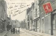 """49 Maine Et Loire / CPA FRANCE 49 """"Baugé, rue de la Sénéchaussée"""""""