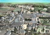 """49 Maine Et Loire / CPSM FRANCE 49 """"Baugé, l'hôpital"""""""