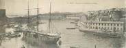 """29 Finistere / CPA PANORAMIQUE FRANCE 29 """"Brest, panorama de l'Avant Port de Guerre"""" / BATEAU"""