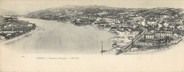 """38 Isere / CPA PANORAMIQUE FRANCE 38 """"Vienne, panorama d'Estressin """""""