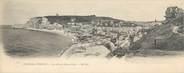 """76 Seine Maritime / CPA PANORAMIQUE FRANCE 76 """"Panorama d'Etretat"""""""