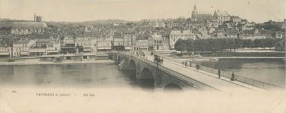 "CPA PANORAMIQUE FRANCE 89 ""Panorama de Joigny"""