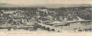 """89 Yonne CPA PANORAMIQUE FRANCE 89 """"Panorama de Joigny"""""""