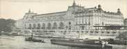 "75 Pari CPA PANORAMIQUE FRANCE 75007 ""Paris, Quai d'Orsay"""
