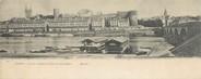 """49 Maine Et Loire CPA PANORAMIQUE FRANCE 49 """"Angers, vue sur le château et le pont de la Basse Chaîne"""""""