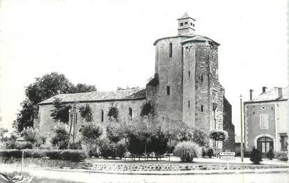 """CPSM FRANCE 47 """"Houeillès, l'église"""""""