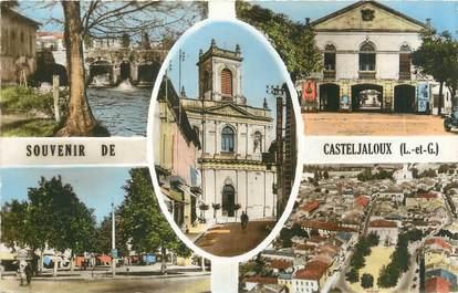 "CPSM FRANCE 47 ""Casteljaloux"""