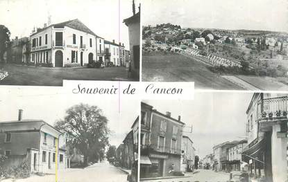 "CPSM FRANCE 47 ""Cancon """