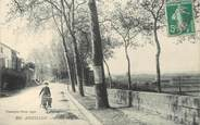 "47 Lot Et Garonne CPA FRANCE 47 ""Aiguillon, avenue de la gare"""