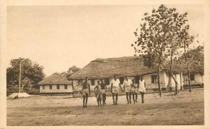 """CPA BÉNIN """"Natitingou, l'Ecole régionale""""/ N° 78"""