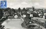 """47 Lot Et Garonne CPSM FRANCE 47 """"Nérac, les ponts et la ville"""""""