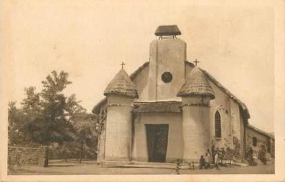 "CPA BÉNIN ""Natitingou, l'Eglise catholique""/ N° 79"