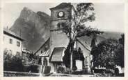 """74 Haute Savoie CPSM FRANCE 74 """"Samoëns, l'église et le Criou """""""