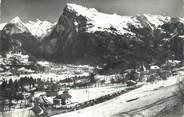 """74 Haute Savoie CPSM FRANCE 74 """"Samoëns et le Criou """""""