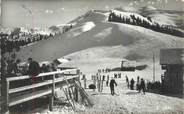 """74 Haute Savoie CPSM FRANCE 74 """"Samoëns, le plateau des Saix"""" / SKI"""