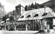 """74 Haute Savoie CPSM FRANCE 74 """"Samoëns, l'église"""""""