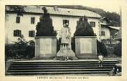 """74 Haute Savoie CPSM FRANCE 74 """"Samoëns, monuments aux morts"""""""