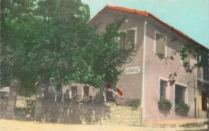 """CPSM FRANCE 06 """"Thorenc, hôtel de la Terrasse"""""""