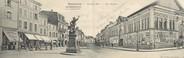 """88 Vosge CPA PANORAMIQUE FRANCE 88 """"Remiremont, grande rue, les Arcades"""""""