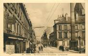 """14 Calvado CPA FRANCE 14 """"Caen, rue Guillaume le Conquérant"""""""