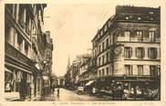 """14 Calvado CPA FRANCE 14 """"Caen, rue Saint Pierre"""""""