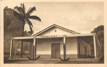 """CPA BÉNIN """"Ouidah, le tribunal""""/ N° 95"""